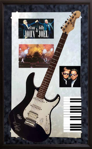 Elton John and Billy Joel Guitar