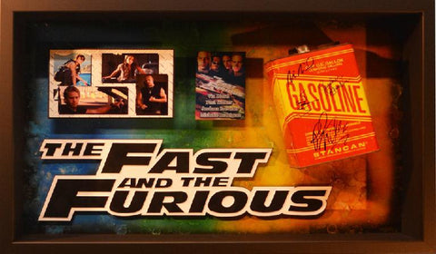 Fast and Furious Gas Can