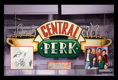 Friends Signature Cut Poster