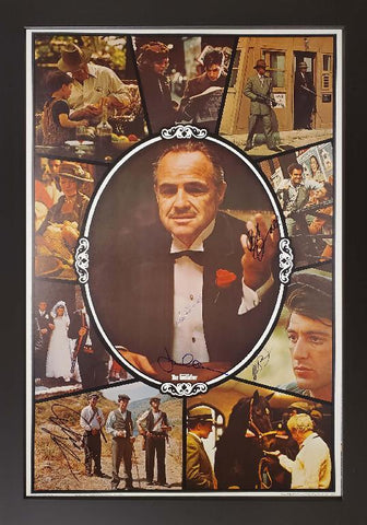 Godfather Vintage Poster