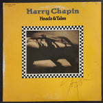 Harry Chapin Heads and Tales Album