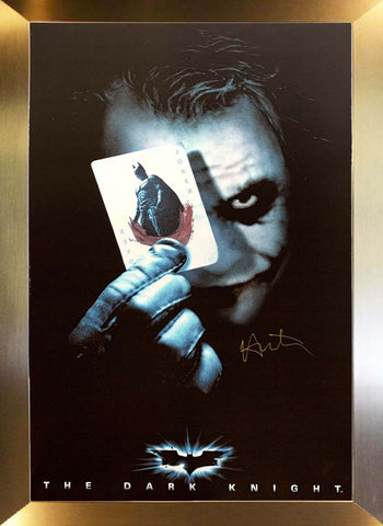 Heath Ledger Joker Poster