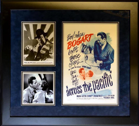 "Humphrey Bogart ""Across the Pacific"" Photo"