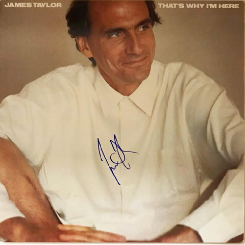 "James Taylor ""That's Why I'm Here"" Album"