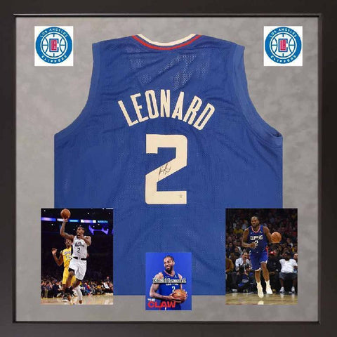 Kawhi Leonoard Los Angeles Clippers Jersey