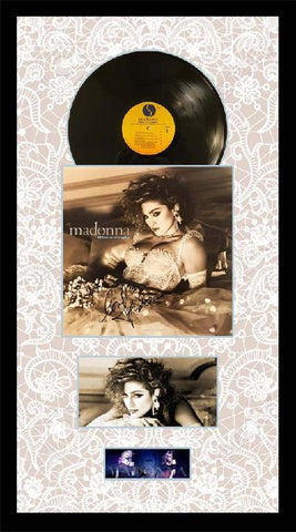 "Madonna ""Like a Virgin"" Album"