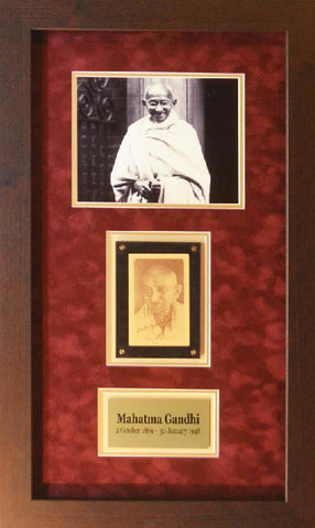 Mahatma Gandhi Post Card