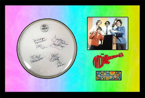 The Monkees Drumhead