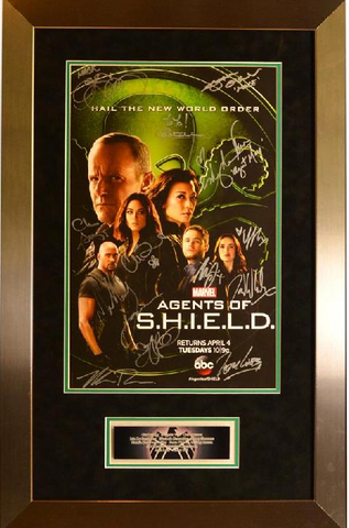 Agents of Shield Mini Poster