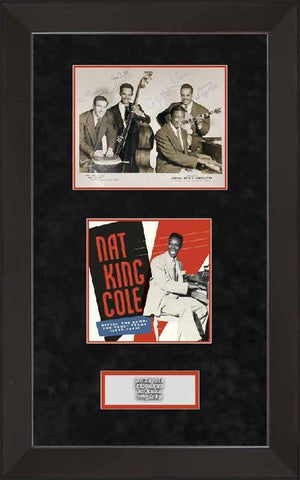 Nat King Cole and the Trio Photo