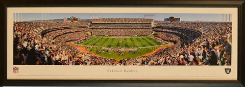 Oakland Raiders Panoramic