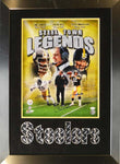 Pittsburgh Steelers Steel Town Legends 16x20