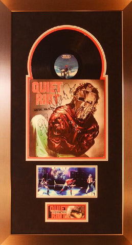 Quiet Riot Metal Health Album