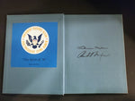 President Richard Nixon and Patricia Nixon Book
