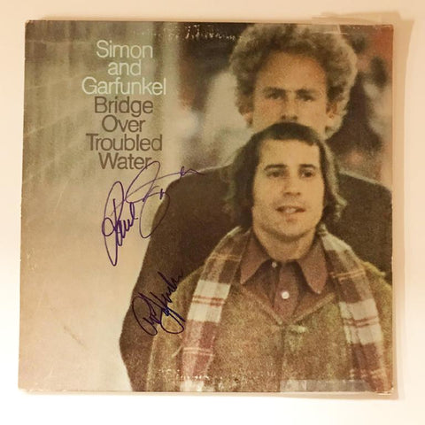 "Paul Simon & Art Garfunkel ""Bridge Over Troubled Water"" Album"