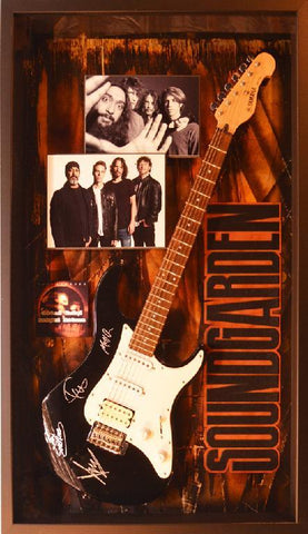 Soundgarden Guitar