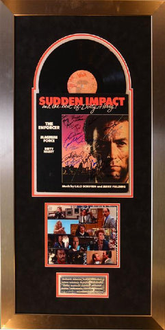 Sudden Impact Soundtrack