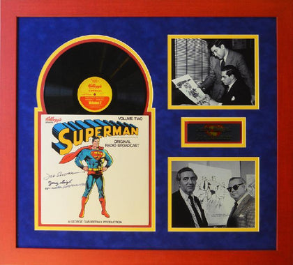 Superman Radio Broadcast Album