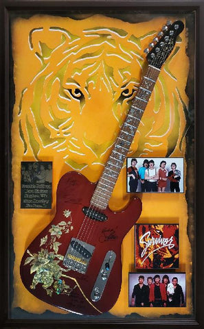 Survivor Guitar