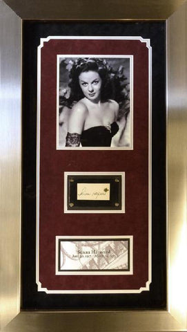 Susan Hayward Signature Cut
