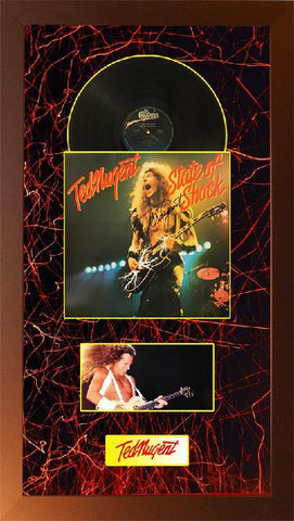 "Ted Nugent ""State of Shock"" Album"