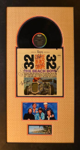 The Beach Boys Little Deuce Coupe Album