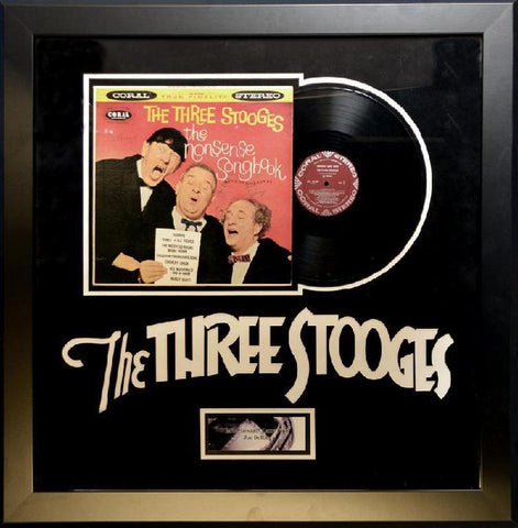Three Stooges Album