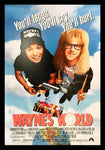 Waynes World Poster