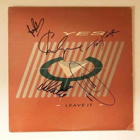 "Yes ""Leave It"" Album"