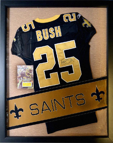 Reggie Bush Game Used Jersey