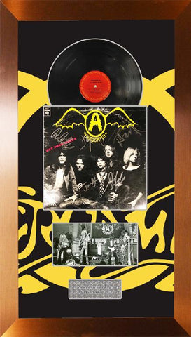 "Aerosmith ""Get your Wings"" Album"