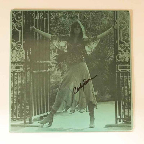 "Carly Simon ""Anticipation"" Album"