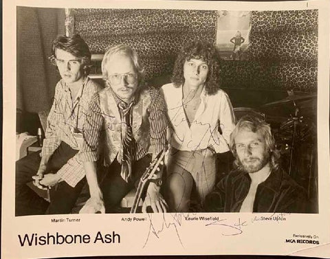 Wishbone Ash Photo
