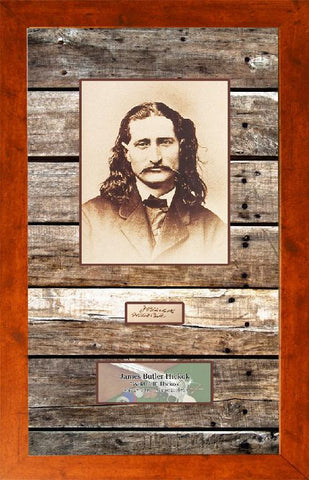 Wild Bill Hickok Signature Cut