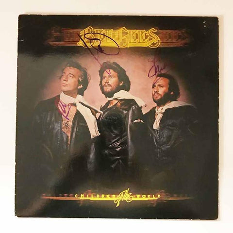 "Bee Gees ""Children of the World"" Album"
