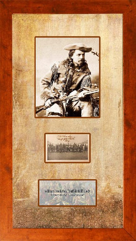 "William ""Buffalo Bill"" Photo"