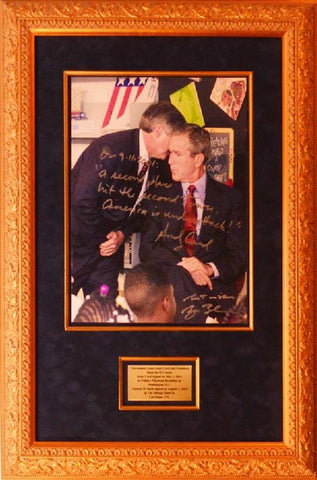 George W. Bush and Andy Card