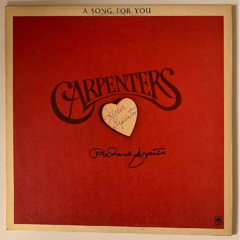 "The Carpenters ""A Song for You"" Album"