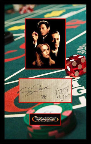 Casino Cast Signature Cut