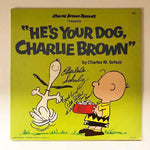"Charlie Brown ""He's Your Dog"" Album"