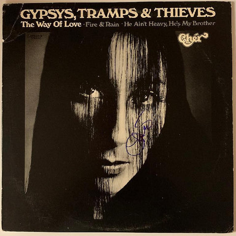 "Cher ""Gypsys, Tramps & Thieves"" Album"