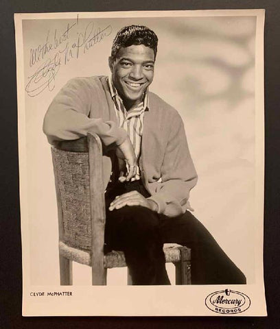 Clyde McPhatter Photo