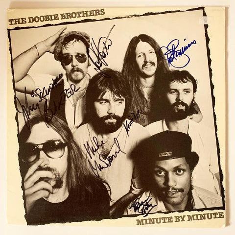 "The Doobie Brothers ""Minute by Minute"" Album"
