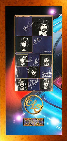 Electric Light Orchestra Out of the Blue Mini Poster