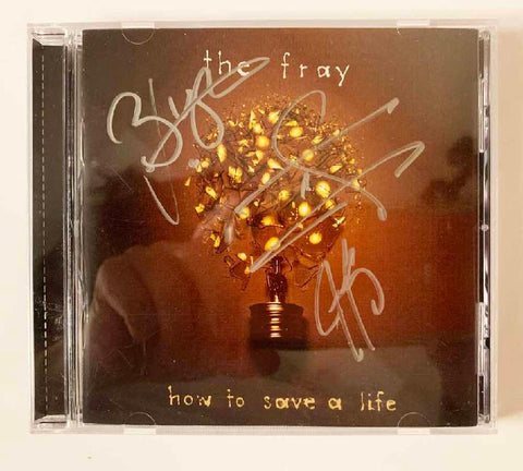 "Fray ""How to Save a Life"" CD"