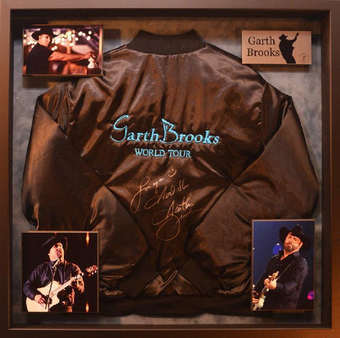 Garth Brooks Tour Jacket