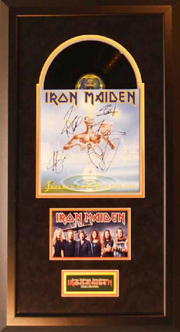 "Iron Maiden ""Seventh Son of a Seventh Son"" Album"