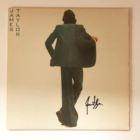 "James Taylor ""In the Pocket"" Album"
