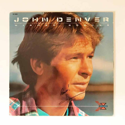 "John Denver ""Higher Ground"" Album"