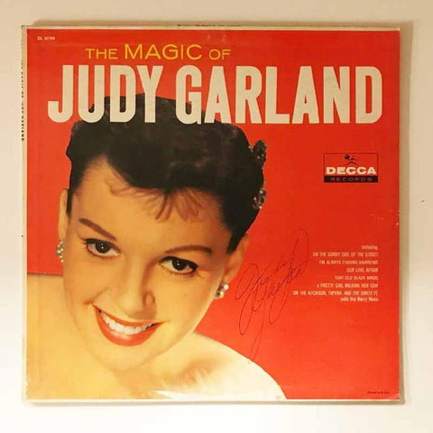 "Judy Garland ""The Magic of"" Album"